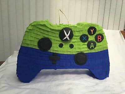 Themed Controller Playstation Xbox Piñata Boys Party Games Video Game Birthday
