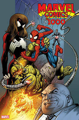 Marvel Comics #1000 Bagley 00S Variant Marvel Comics Eb67