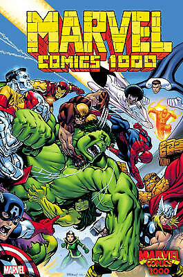 Marvel Comics #1000 Mcguinness Variant Marvel Comics Eb64 8/2019