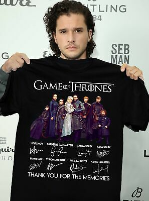 Game Of Thrones Thank You For The Memories Shirt