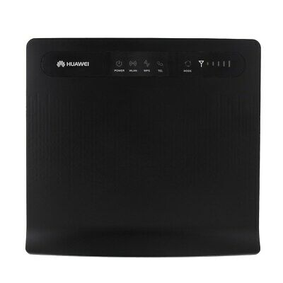 UNLOCKED HUAWEI B593S-22 4G LTE CPE Home WiFi Hotspot Router