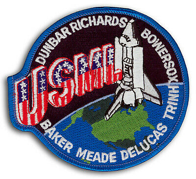 NASA Space Shuttle STS-50 COLUMBIA Mission #48 1992 (Eagle Crest)