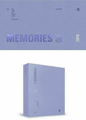 BTS MEMORIES OF 2018 DVD + WEPLY Preorder Benefit + Store Gift + Tracking no.