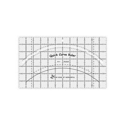 Quick Curve Ruler By Sew KInd Of Wonderful Quilting Sewing Craft DIY