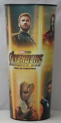 Marvel INFINITY WAR CINEPLEX MOVIE THEATER 2018 44 oz