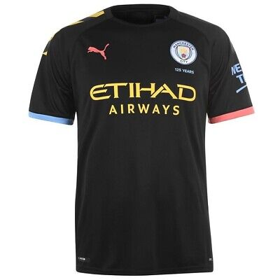 Manchester City Away Shirt 2019/2020. Size X Large (XL)