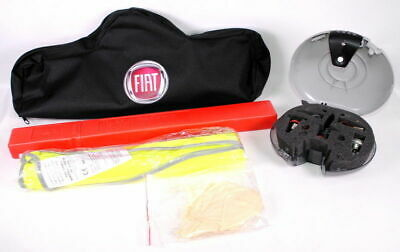 Genuine Fiat Tipo Emergency Breakdown Kit. Brand New! 71807704