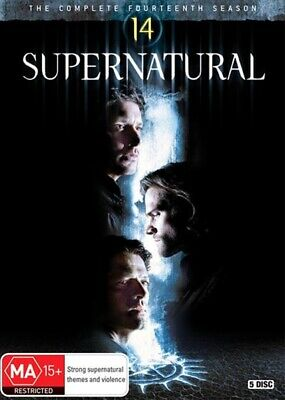 SUPERNATURAL : Season 14 : NEW DVD