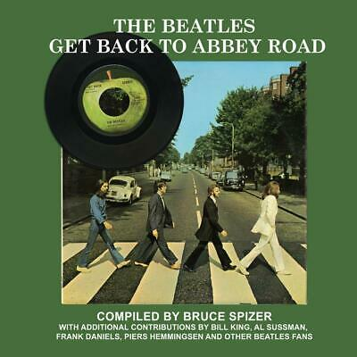 The Beatles Get Back to Abbey Road Hardcover – September 27, 2019 preorder