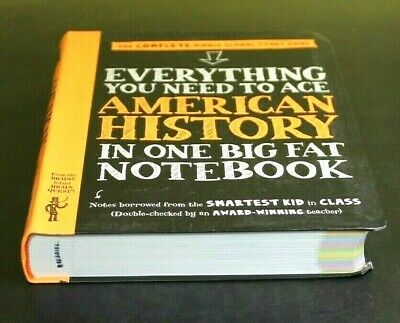 EVERYTHING YOU NEED TO ACE AMERICAN HISTORY  (Paperback}  ^ NEW ^