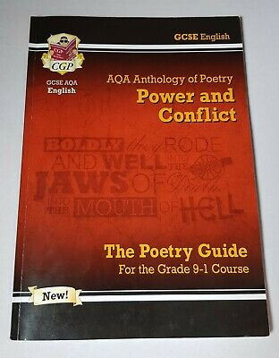 GCSE English Literature AQA Poetry Guide: Power & Conflict.