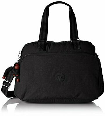 Kipling July Bag Bolsa de Viaje, 45 cm, 21 litros(Negro (True Black))