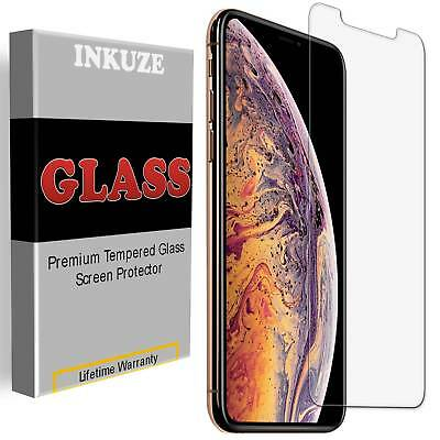 2-PACK Tempered Glass Screen Protector For iPhone 11 Pro XS Max XR X 8 7 6 Plus