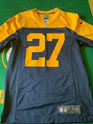 the best attitude 2a5bb 25ca5 EDDIE LACY GREEN Bay Packers Nike Home Green Toddler Game ...
