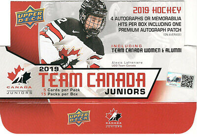 2019 Ud Upper Deck Team Canada Juniors U Pick Free Combined Shipping
