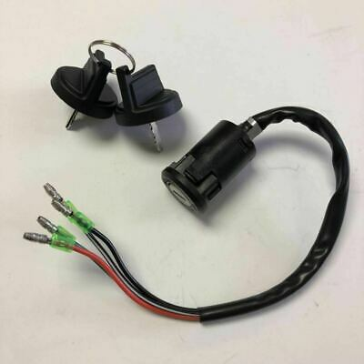 Ignition Key Switch For Honda FourTrax 200 TRX200SX 2x4 1986-1987