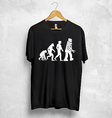 Robot Evolution T Shirt Big Bang Theory Sheldon Cooper Number 73 Bazinga