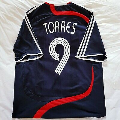 Liverpool - Third Football Shirt - 07-08 - Large - Fernando Torres #9