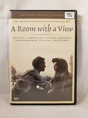 A Room With A View Dvd 2 Disc Set Special Edition Like