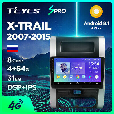 TEYES SPRO Car Radio Multimedia DVD Video Player Navigation GPS Android 8.1 4G