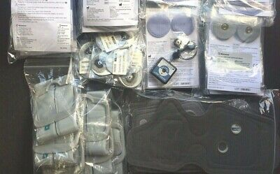 Bioness Ness L300 Foot Drop System (Huge Lot) Accessories/Electrodes/Straps/Pads