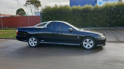 Holden Vy Ss Commodorev8 5.7L Ute Automatic 04/2004 R.w.c And Reg