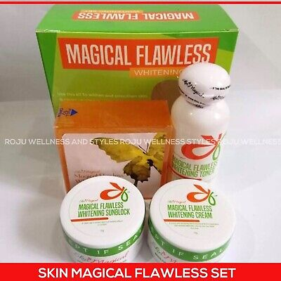 Skin Magical Flawless Set - 100% Authentic - On Hand