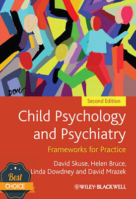 [pdf] Child Psychology and Psychiatry: Frameworks for Practice free shipping
