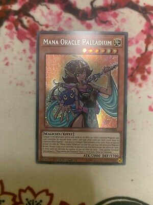 Yu-Gi-Oh! - Mana Oracle Palladium / TN19-FR004 / Secret rare