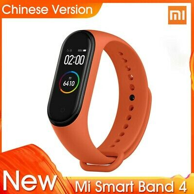 XIAOMI MI BAND4 AMOLED bluetooth5.0 DONNA SMART OROLOGIO SPORT FITNESS Ul