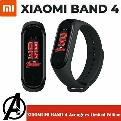 Newest Xiaomi Mi Band 4 Avengers Limited Collection Waterproof Smart Bracelet