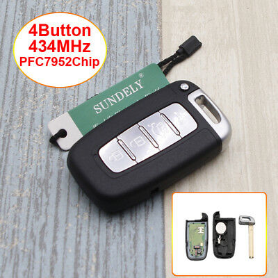 HYUNDAI VELOSTER SMART Remote Key - Cut to Your Car (95440