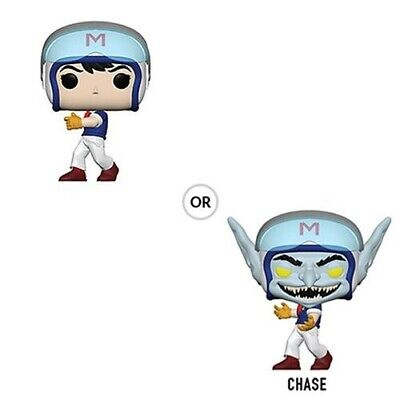 Speed Racer Speed in Helmet Pop! Vinyl Figure Pre-Order Jan 2020