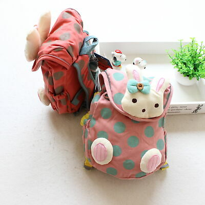 Cartoon Baby Toddler Backpack Kids Walking Safety Harness Strap Bag with Reins