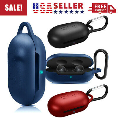 For Samsung Galaxy Buds Earbuds Earphones Silicone Full Protective Case Cover US