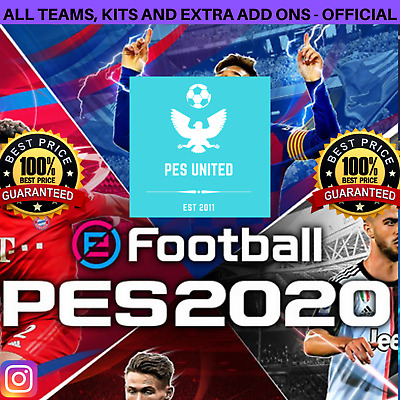 Efootball Pes 2020 Everything Premium Option File Ps4 - Free Updates All Year!