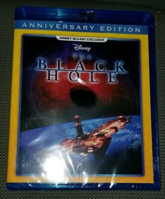 The Black Hole Single Disc Bluray Disney Movie Club Exclusive Dmc Sealed Mint