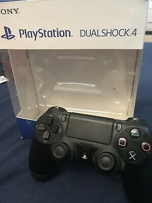 Sony Controller Dualshock V2 Ps4 Playstation 4 Nero Wireless Colore Black Nero