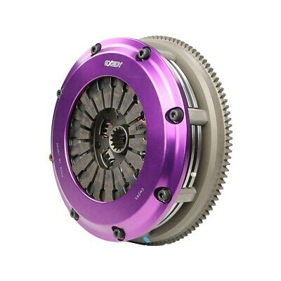 Exedy Racing Hyper Carbon-D Twin Clutch Kit For Toyota Supra Mk4 93-98
