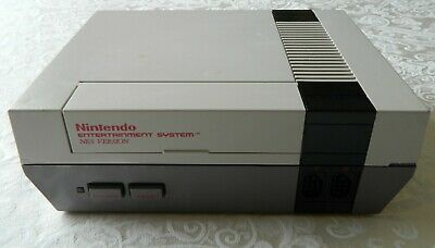 Nintendo Entertainment System - NES - Console Only - Region Free