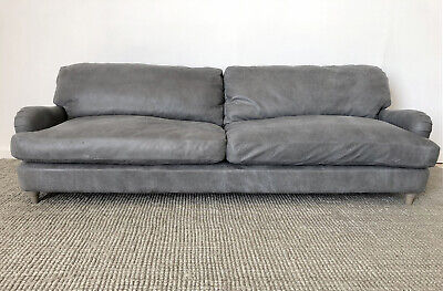 Awe Inspiring Extra Large Grey Jonesy Sofa Rrp 2695 Faded Charcoal Forskolin Free Trial Chair Design Images Forskolin Free Trialorg