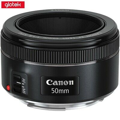 Canon 50mm f/1.8 STM Fast Prime Lens *BOXED!*