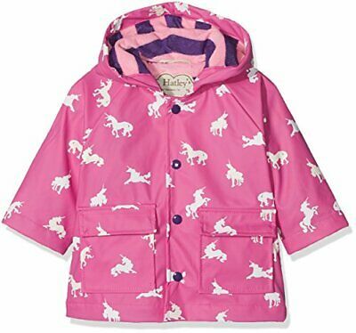 Hatley Baby Printe(24 meses Rosa (Colour Changing Unicorn Silhouettes))
