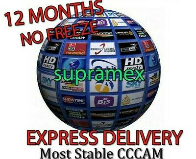 Server VPN 12 MONTHS Full HD Fast 100% STABLE NO FREEZE ✅ [Express Delivery]