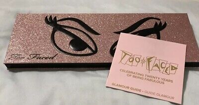 Authentic Too Faced Then and Now Eyeshadow Palette Cheers to 20 Years Collection