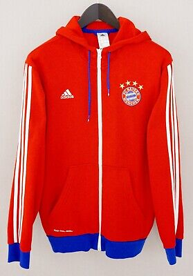SWEAT ROUGE FC Bayern Munich 2016 2017 Football Homme Adidas