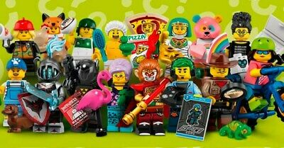 LEGO®  MINIFIGURES 71025  SERIES 19 Available NOW