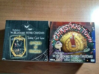 Nightmare Before Christmas TCG Card Lot