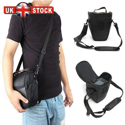 Triangle Camera Bag Case Backpack Waterproof for Canon Nikon Sony SLR DSLR EOS