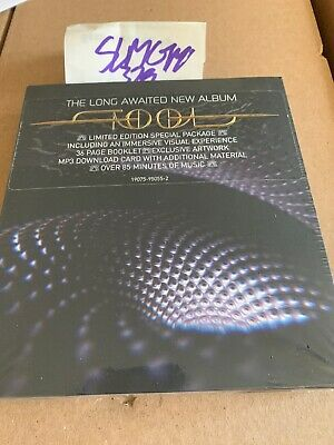 Tool Fear Inoculum CD (Deluxe Edition) Limited Tri Fold With HD Screen Confirmed